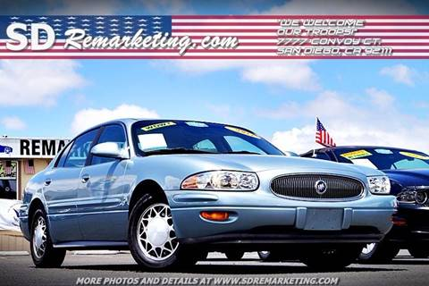 2003 Buick LeSabre for sale in San Diego, CA