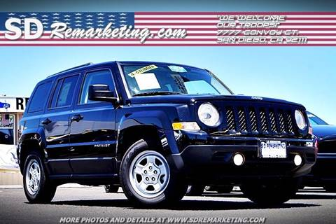 2017 Jeep Patriot for sale in San Diego, CA