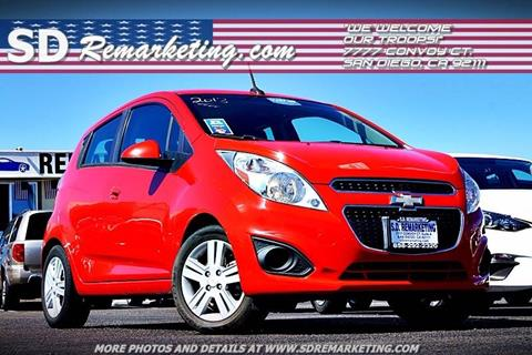 2013 Chevrolet Spark for sale in San Diego, CA
