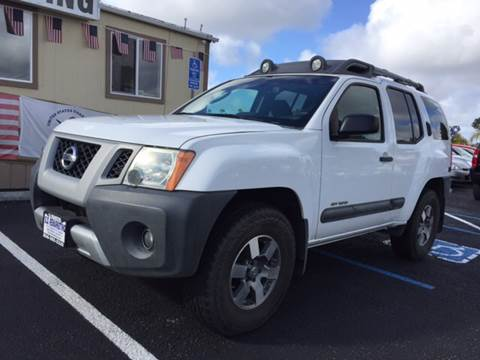 2010 Nissan Xterra for sale in San Diego, CA