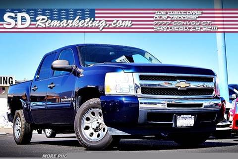 2009 Chevrolet Silverado 1500 for sale in San Diego, CA