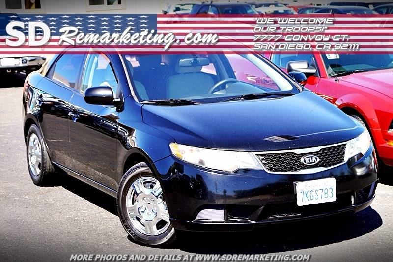 Kia San Diego Contact Used Kia Forte In Corona California