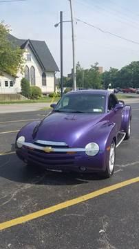 2004 Chevrolet SSR for sale in North Tonawanda, NY