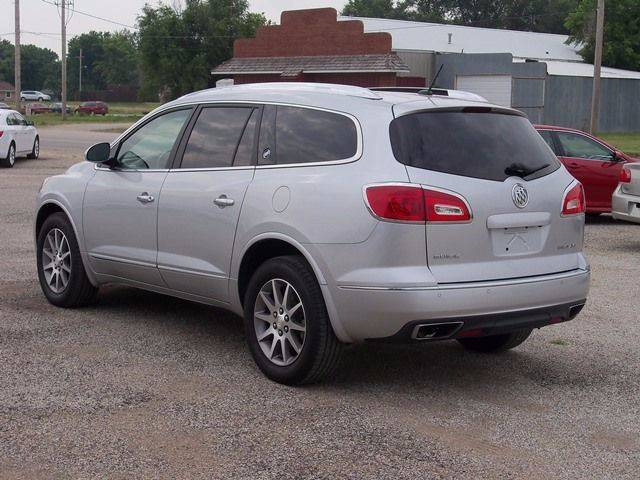 2015 Buick Enclave Leather 4dr Crossover - Lyons KS