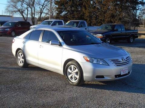 2008 Toyota Camry for sale in Lyons, KS