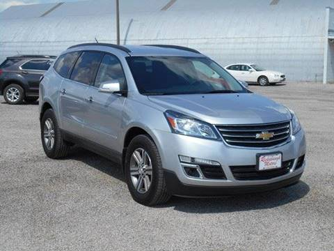 2016 Chevrolet Traverse for sale in Lyons, KS