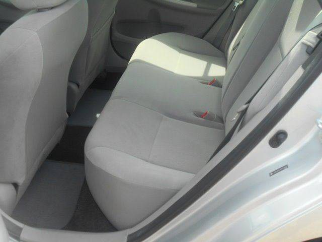 2011 Toyota Corolla LE 4dr Sedan 4A - Lyons KS