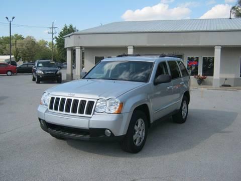 2010 Jeep Grand Cherokee for sale in Springdale, AR