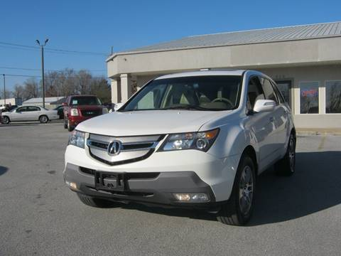 Used Acura MDX For Sale In Arkansas Carsforsalecom - 2007 acura mdx used