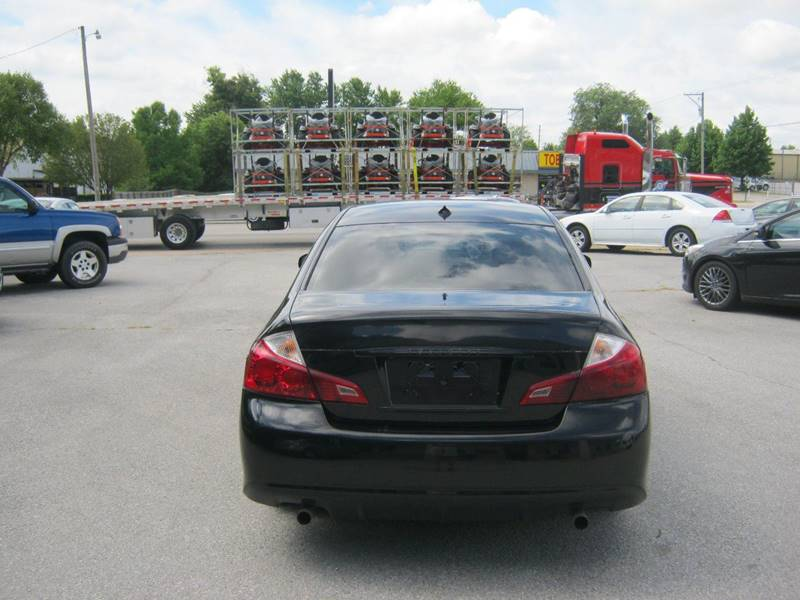2008 Infiniti M35 4dr Sedan - Springdale AR
