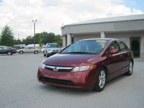 2008 Honda Civic for sale in Springdale, AR