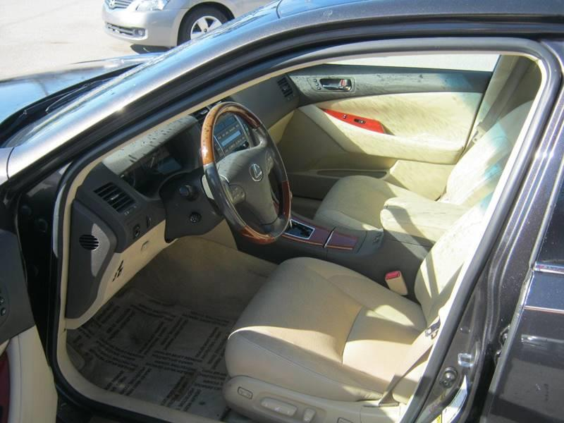 2008 Lexus ES 350 4dr Sedan - Springdale AR