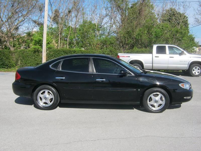 2006 Buick LaCrosse CX 4dr Sedan w/ Side Curtain Airbag Delete - Springdale AR