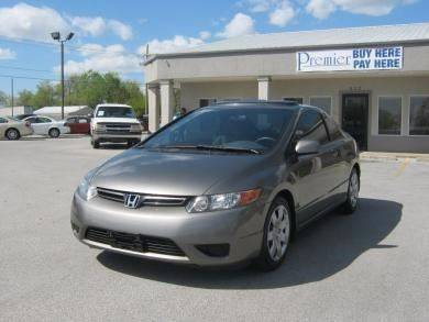 2006 Honda Civic for sale at Premier Motor Co in Springdale AR