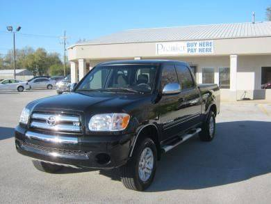 2006 Toyota Tundra for sale at Premier Motor Co in Springdale AR