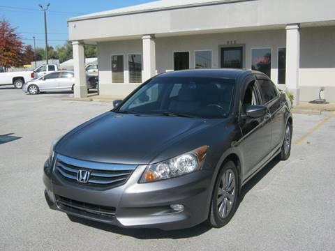 2012 Honda Accord for sale in Springdale, AR