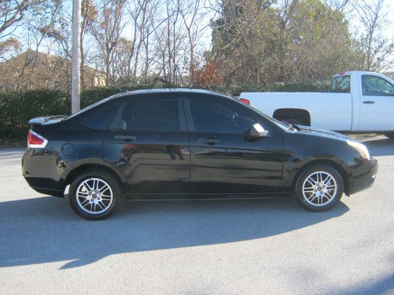2011 Ford Focus SE 4dr Sedan - Springdale AR