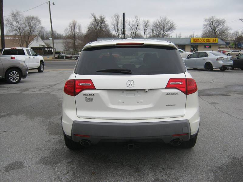 2007 Acura MDX SH-AWD 4dr SUV w/Technology and Entertainment Package - Springdale AR