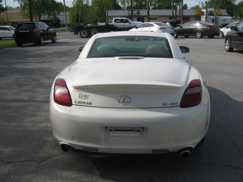 2006 Lexus SC 430 2dr Convertible - Springdale AR