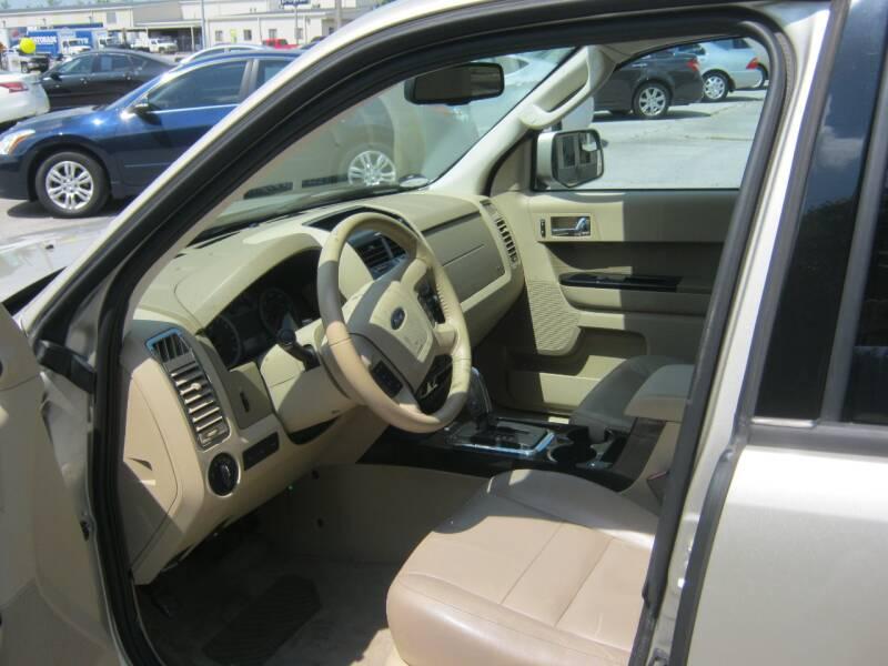 2012 Ford Escape Limited 4dr SUV - Springdale AR
