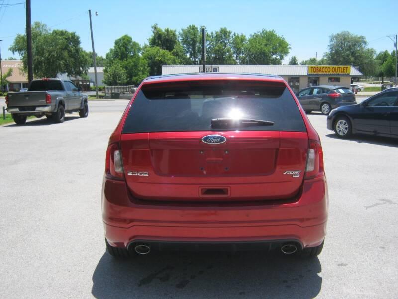2011 Ford Edge AWD Sport 4dr Crossover - Springdale AR