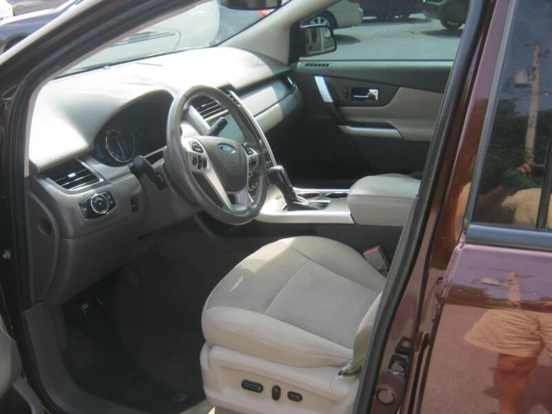 2012 Ford Edge SEL 4dr Crossover - Springdale AR