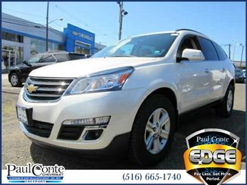2013 Chevrolet Traverse for sale in Freeport, NY
