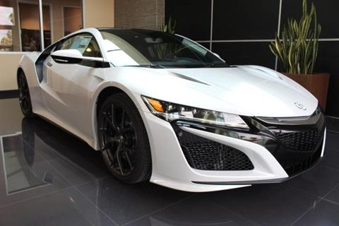 Acura Nsx For Sale Carsforsale Com