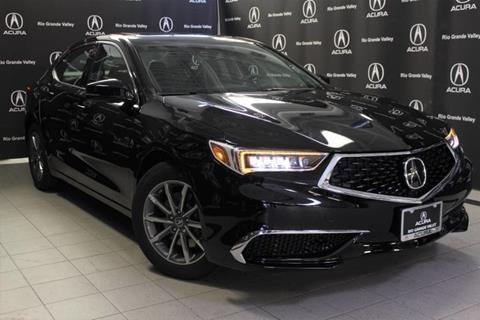 2019 Acura TLX for sale in San Juan, TX