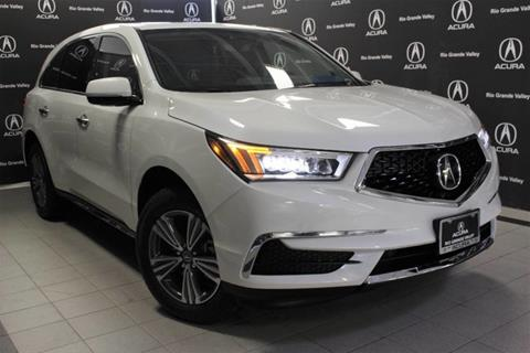 2019 Acura MDX for sale in San Juan, TX