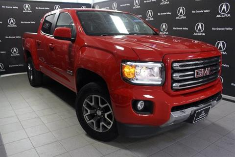 2015 GMC Canyon for sale in San Juan, TX