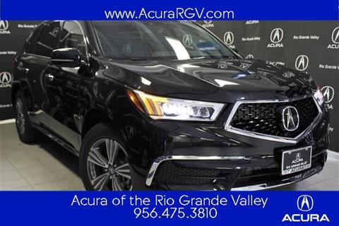2019 Acura MDX for sale in San Juan, TX