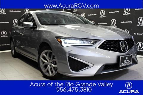 2019 Acura ILX for sale in San Juan, TX