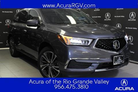 2020 Acura MDX for sale in San Juan, TX