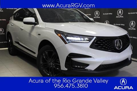 2020 Acura RDX for sale in San Juan, TX