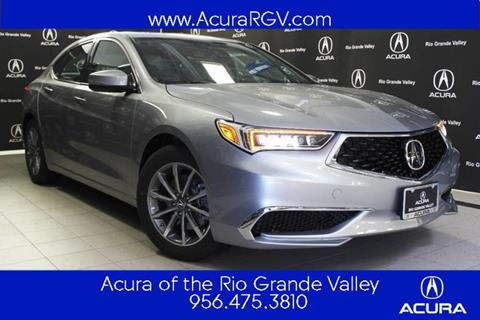 2020 Acura TLX for sale in San Juan, TX