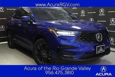 2020 Acura RDX for sale in San Juan, TX