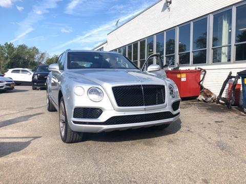 2019 Bentley Bentayga for sale in Douglaston, NY