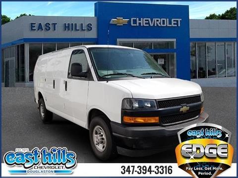 2019 Chevrolet Express Cargo for sale in Douglaston, NY