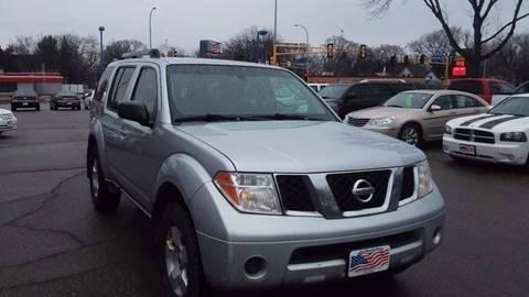 2007 Nissan Pathfinder for sale in Grand Forks, ND