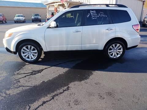 2012 Subaru Forester for sale in Elizabethton, TN
