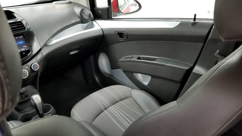 2015 Chevrolet Spark 1LT CVT 4dr Hatchback - Mcallen TX
