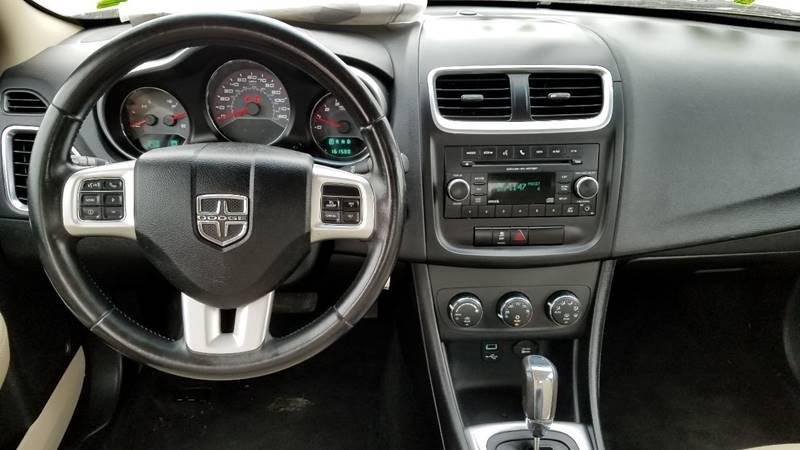 2012 Dodge Avenger SXT 4dr Sedan - Mcallen TX