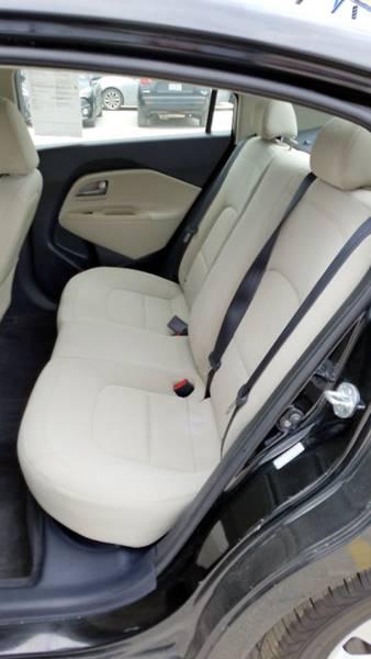 2013 Kia Rio EX 4dr Sedan - Mcallen TX