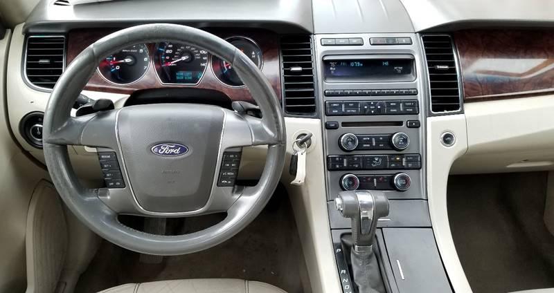 2010 Ford Taurus SEL 4dr Sedan - Mcallen TX