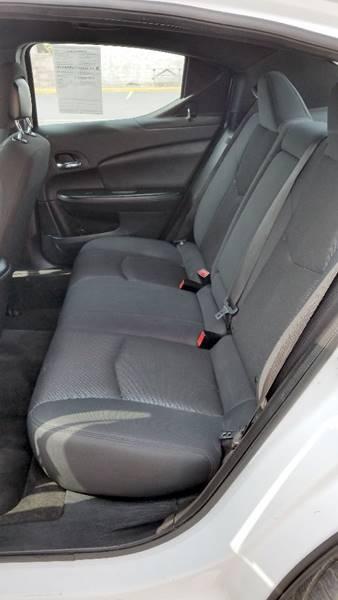 2012 Dodge Avenger SE 4dr Sedan - Mcallen TX