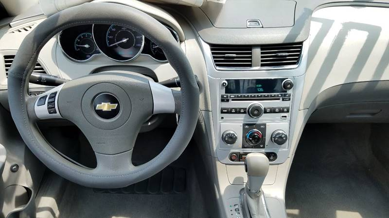 2012 Chevrolet Malibu LT 4dr Sedan w/1LT - San Juan TX