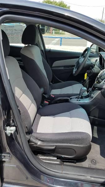2012 Chevrolet Cruze LS 4dr Sedan - San Juan TX