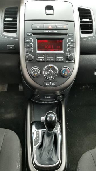 2012 Kia Soul ! 4dr Wagon - San Juan TX