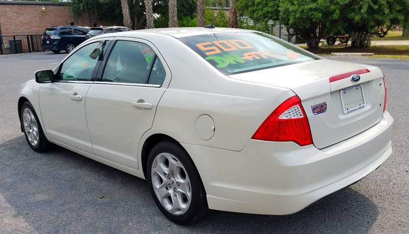 2011 Ford Fusion SE 4dr Sedan - San Juan TX
